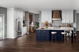 blue endeavor kitchen cabinets sugar creek schuler cabinetry at lowes