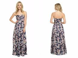 floral maxi bridesmaid dress 23 trendsetting floral bridesmaid dresses everafterguide