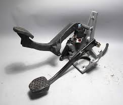 bmw z3 late model 5 spd manual swap clutch pedal box w master