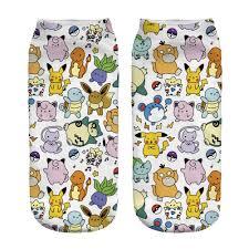 online get cheap pokemon socks boys aliexpress com alibaba group