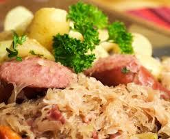 choucroute savernoise recette de choucroute savernoise marmiton