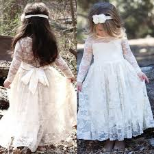 country dresses for weddings cheap country lace flower dresses for weddings