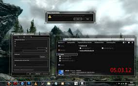motocross madness windows 7 skyrim visual stylefor windows 7 at skyrim nexus mods and community