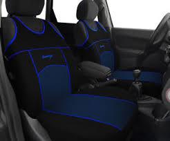 housse siege audi a3 2 black blue pattern front car seat covers protectors for audi a3 8l