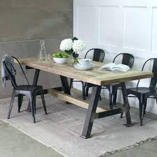 industrial dining room tables with chalkboard u2013 premiojer co