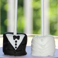 wedding favors unlimited groom dipped wedding marshmallow pops