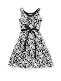 ruby rox girls u0027 sheer illusion pleated dress kids dresses