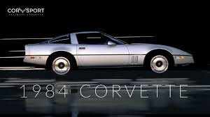 84 corvette value 1984 c4 corvette guide overview specs vin info