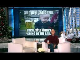 Ellen Meme - me me monday it s ellen s 12 days youtube