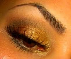 henna eye makeup earthy henna