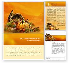 thanksgiving day word template 02819 poweredtemplate