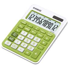 calculatrice bureau casio ms 20nc vert calculatrice casio sur ldlc com