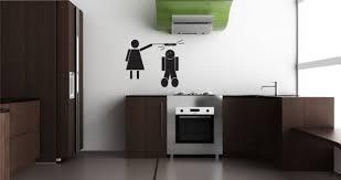 humour cuisine stickers muraux pictogramme humour cuisine sticker décoration
