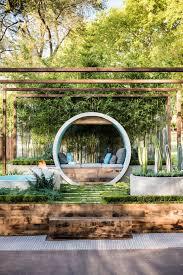 small zen design garden called pipe dream 1001 gardens