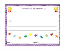 certificate templates in word 27 word certificate templates free