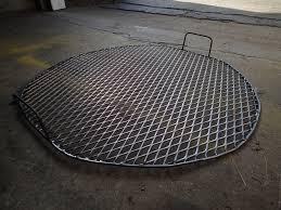 Firepit Grates Exterior Large Sizefire Pit Cooking Grates Models Design Circle