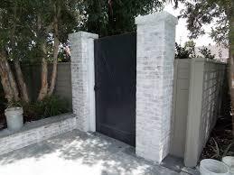 concrete masonary premierbuilders backyard door