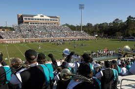 Iu Campus Map Brooks Stadium Home Of Coastal Carolina University