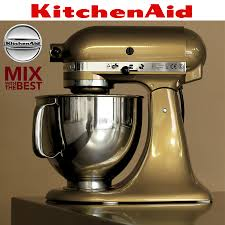 Kitchenaid Mixer Artisan by Kitchenaid Artisan Stand Mixer 5ksm150ps Golden Nectar Ka