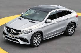 mercedes suv amg price 2016 mercedes gle class coupe suv pricing for sale edmunds