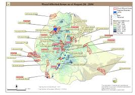 Map Of Ethiopia Cid Impacts September 2006