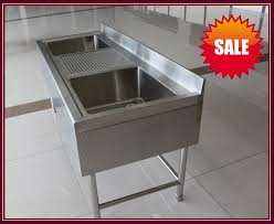 Commercial Kitchen Sink Home Design Styles - Commercial kitchen sinks stainless steel