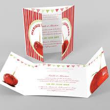 theme mariage gourmandise faire part mariage gourmandise produit à personnaliser page 1