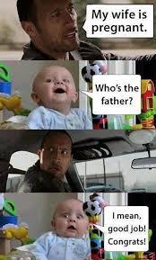 Driving Meme - the rock driving meme blogitude com