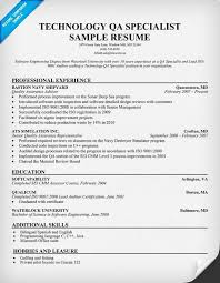 Qa Manager Resume Sample by 31 Best Software Quality Assurance Images On Pinterest Software