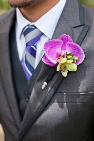 Orchid Boutonniere 101 Best Corsages And Boutonniere Images On Pinterest Prom