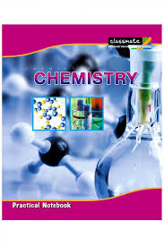 classmate copy classmate practical notebook 144 pages cover chemistry