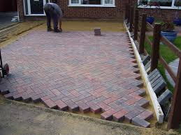 Patio Block Molds by Paver Stone Patio Cost Insured By Laura