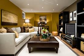 home ideas basement family room decorating game living makeover