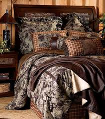 Unique Bed Comforter Sets Upgrade Your Bedroom With Our Moss Pinecone Comforter Set This