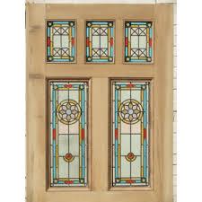 Glass Panel Kitchen Cabinet Doors Stained Glass Door Designs Images Glass Door Interior Doors