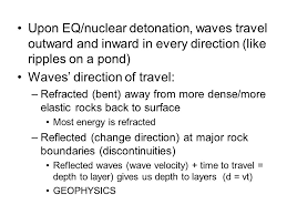 Vermont what type of seismic waves travel through earth images Geology 12 presents ppt download jpg