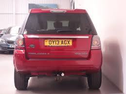 red land rover old used red land rover freelander for sale hampshire