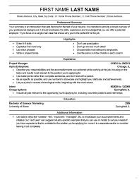 professional resumes format professional resume format sufficient photoshots exles sle