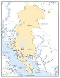 Yellow River Map Powell River Community Food System Assessment Final Report Maps