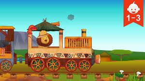 safari train for toddlers android apps on google play