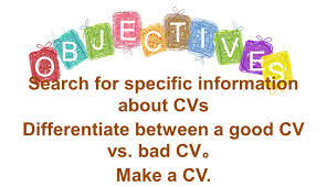 Resume Vs Vita Full Form Of The Word Cv Curriculum Vitae Ppt Download