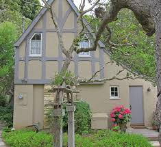 carmel by the sea walking tour of five fairy tale cottages