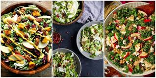thanksgiving vegetable sides 10 easy thanksgiving salad recipes best side salads for