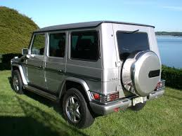 lifted mercedes van 2002 mercedes benz g class information and photos zombiedrive