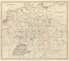 map of germny file 1799 celement cruttwell map of germany geographicus