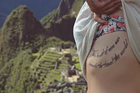 46 wanderlust tattoos for anyone obsessed with travel hostelworld