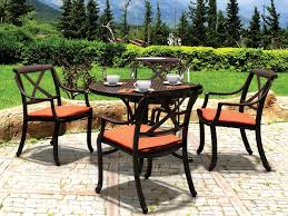 Cast Aluminum Patio Furniture Clearance by Furniture Fill Your Patio With Mesmerizing Tropitone Furniture