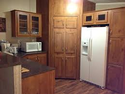 tall pull out kitchen cabinets 6 doors tall corner kitchen pantry