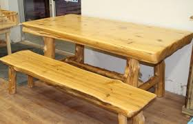 amish rustic burl dining table with cedar stump base holy cow