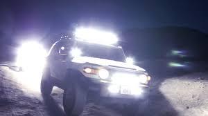 automotive led light bars off road led light bars lamphus maverix the journey of light